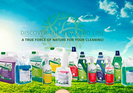 משפחת מוצרי ZERO, חומרים אקולוגים