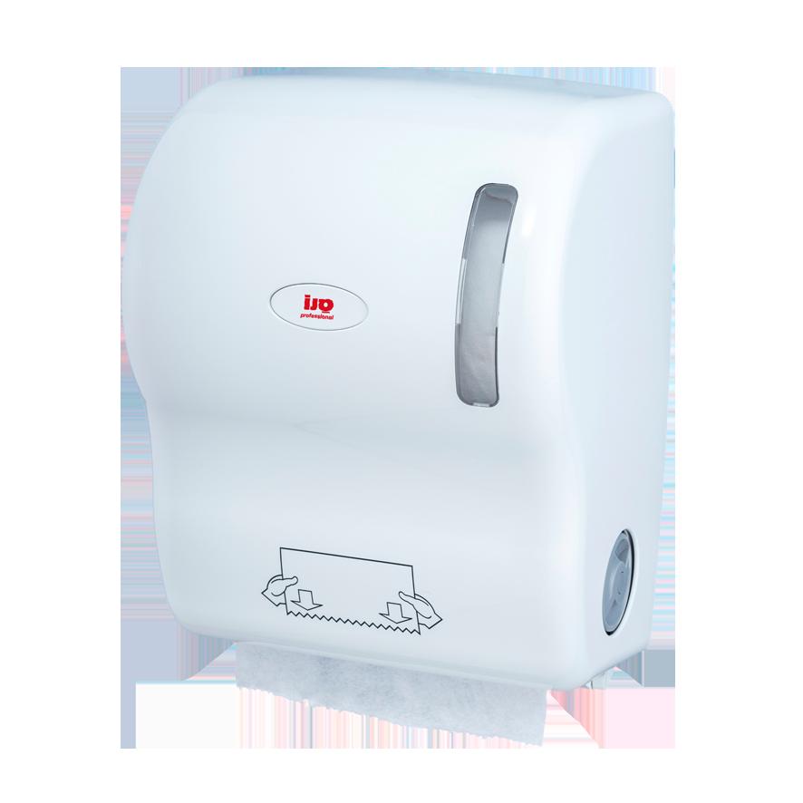מתקן אוטוקט פלסטיק לבן AG56002