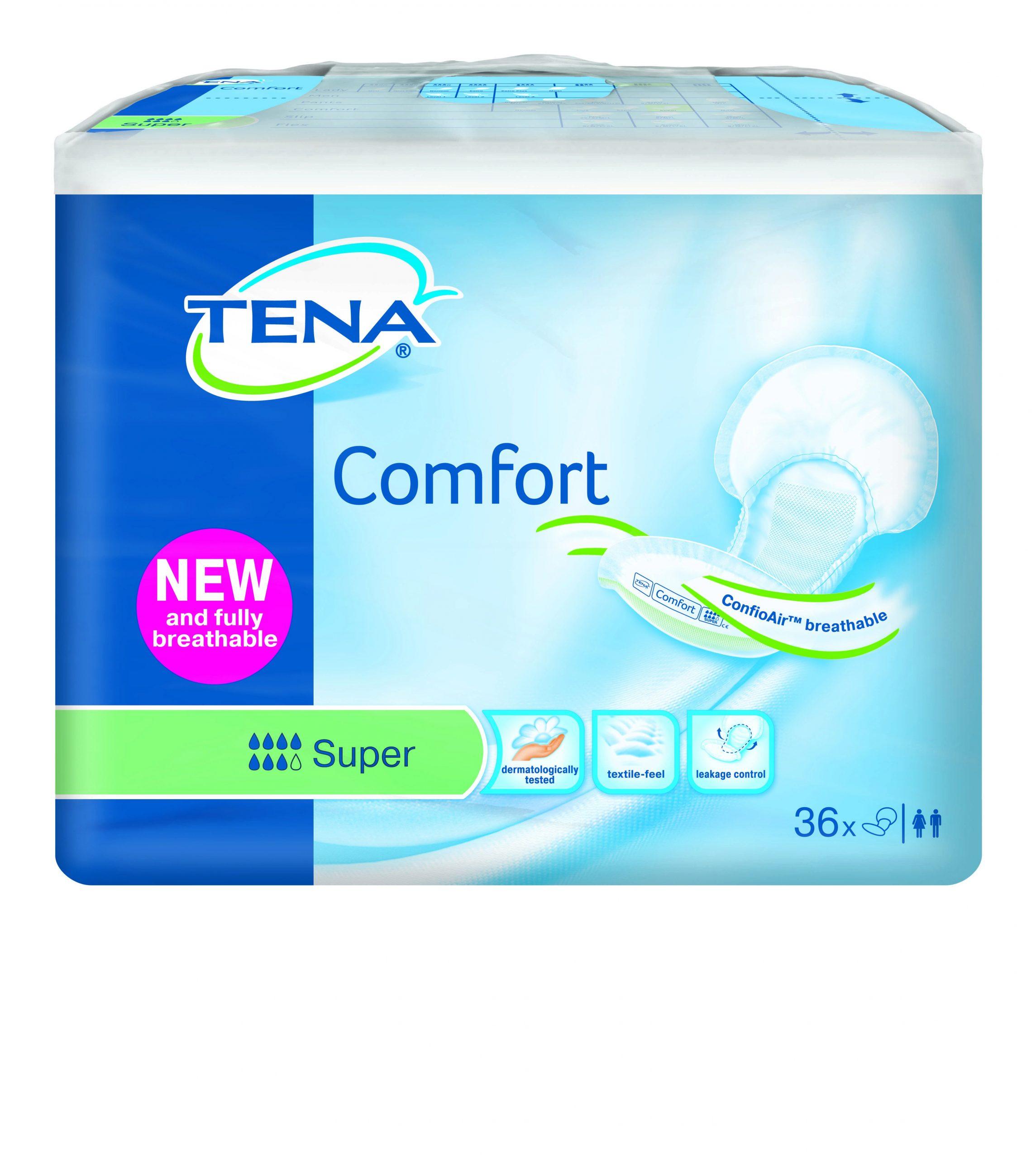 TENA LADY comfort