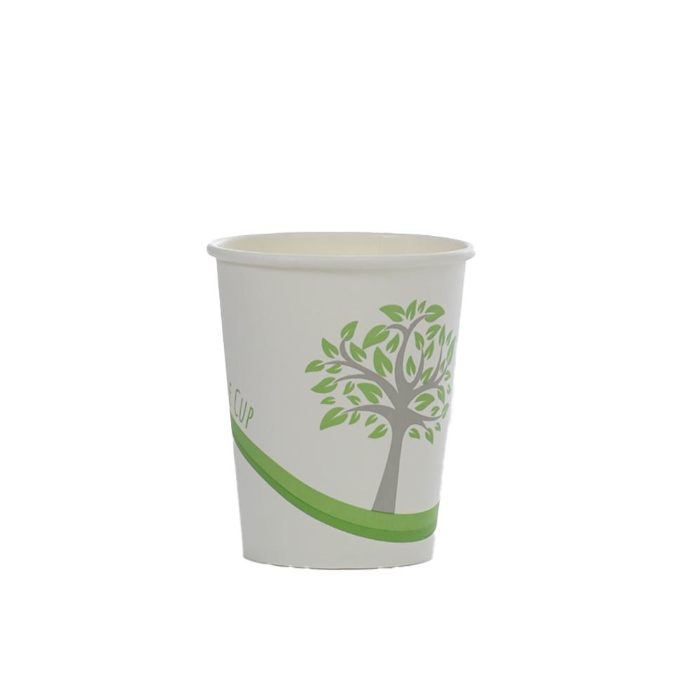 כוס נייר מתכלה 8