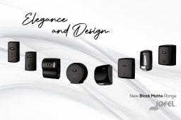 סדרה חדשה הגיעה Elegance Black Matte