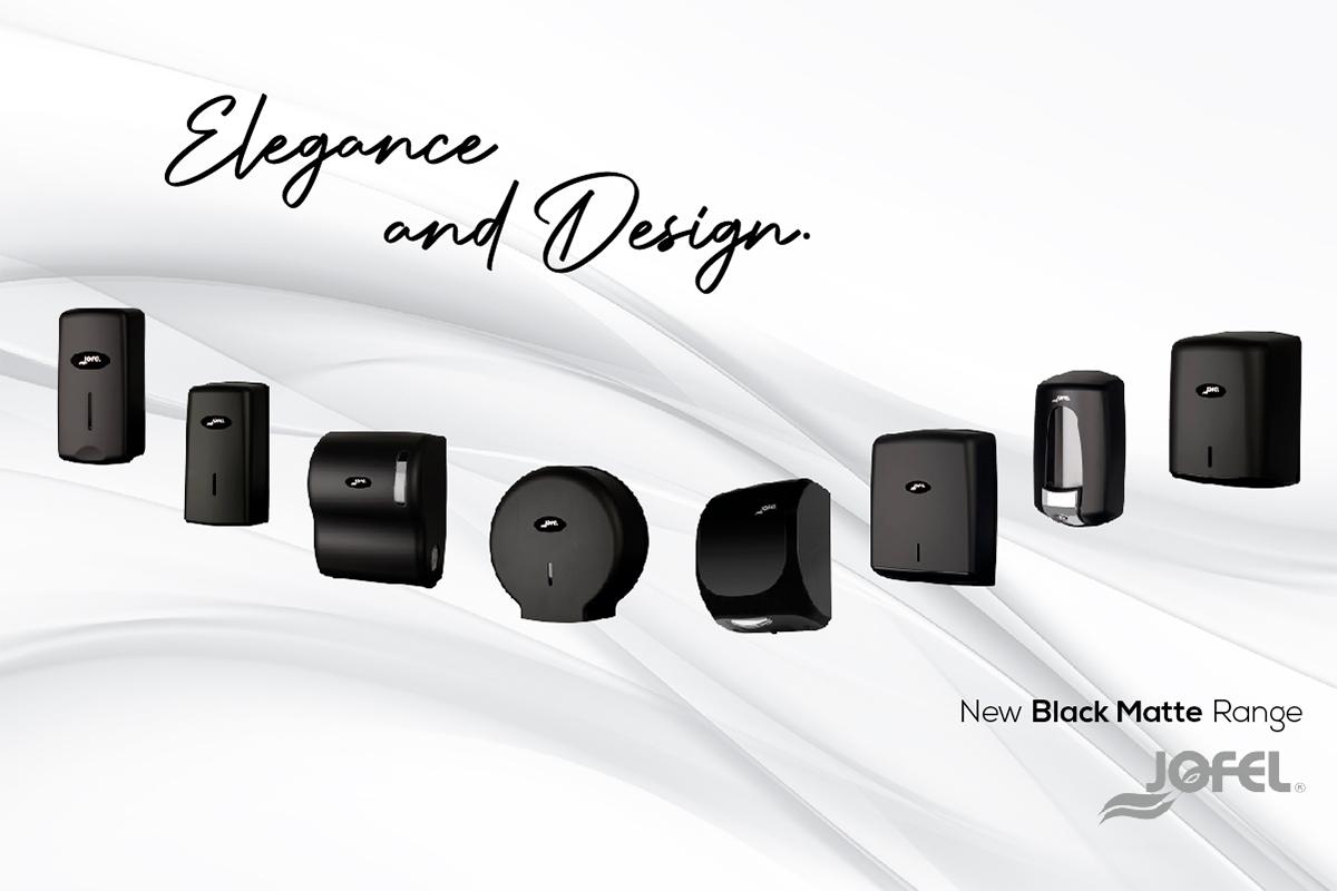 Elegance Black Matte